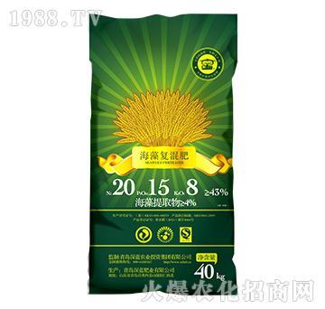 海藻复混肥20-15-8