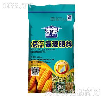 海藻复混肥25-6-9