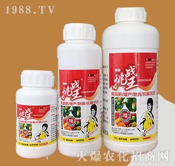 植物挑战王高效液肥(瓶)-昆仑生物