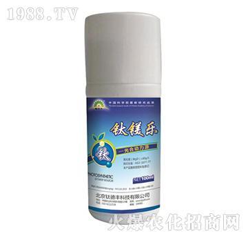钛镁乐含氨基酸中量元素水溶肥(瓶)-钛德丰