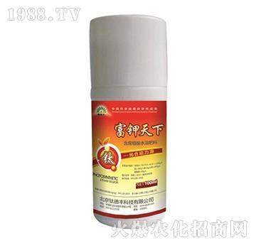 富钾天下含腐植酸水溶肥(瓶)-钛德丰