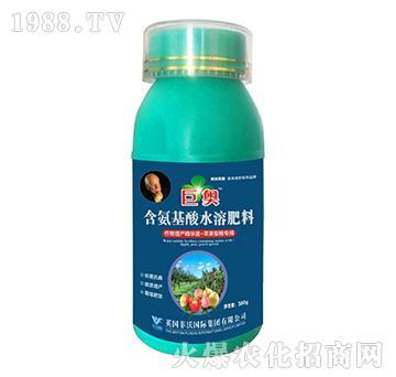 苹果梨桃专用-含氨基酸