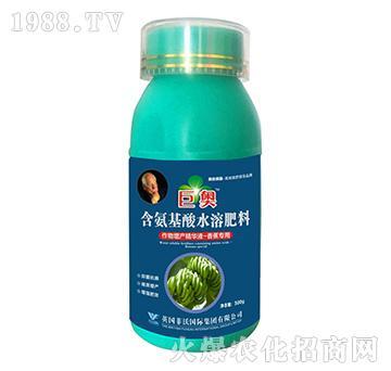 香蕉专用-含氨基酸水溶肥料-巨奥