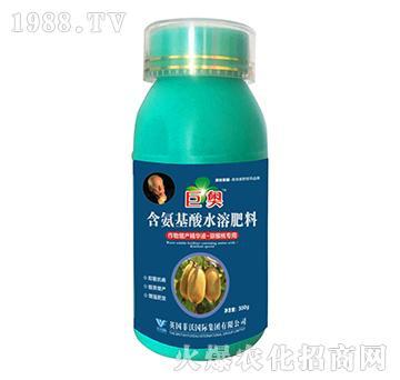 猕猴桃专用-含氨基酸水溶肥料-巨奥