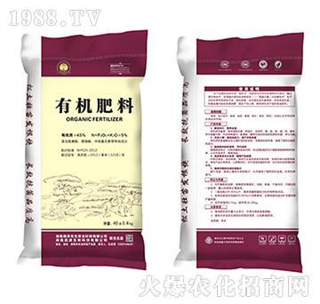枣树专用有机肥-百威生物