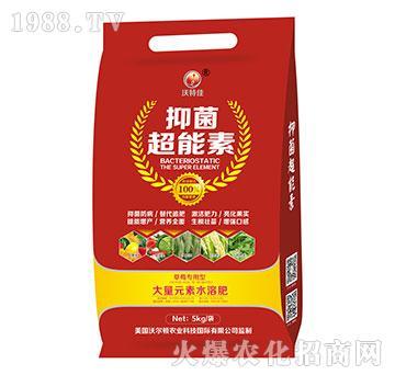 草莓专用型大量元素水溶肥15-10-30+TE-沃尔顿