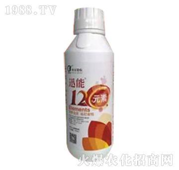 迅能12元素-德农