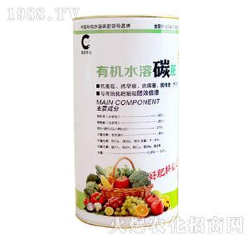 有机水溶碳肥(筒装粉剂肥)-晶碳农业