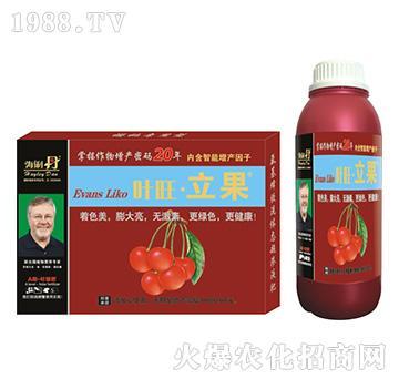 樱桃营养增产精华液-叶