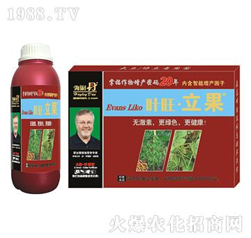 绿豆大豆专用液肥-叶旺・立果-海俐丹