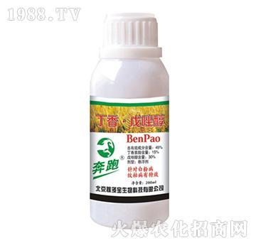 45%丁香・戊唑醇-奔跑肥业