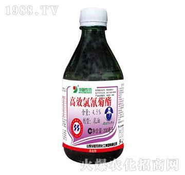 4.5%氯氰菊酯乳油-华阳农药