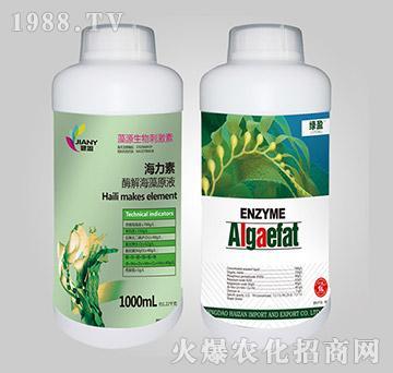 酶解海藻原液-海力素-健盈-海赞