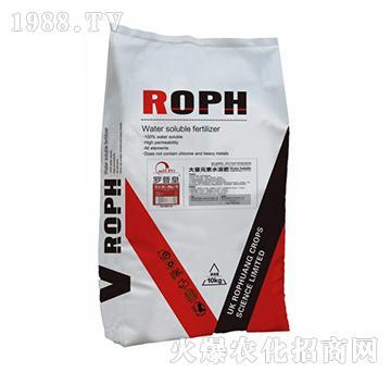 大量元素水溶肥19-5-30+2Mg+TE-罗普皇-博克