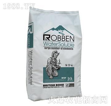 罗本弱碱性水溶肥料-博克