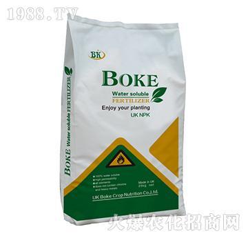 弱碱性水溶肥料-博克