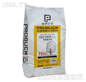 含腐殖酸水溶肥料10-0-20+HA+TE-普罗巴克-博克