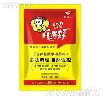 含氨基酸水溶肥-花果蜂