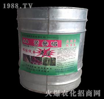 土壤熏蒸剂-苦参碱-伯伦特