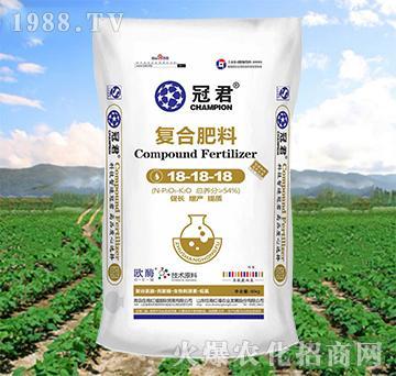 复合肥料18-18-1