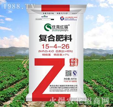 复合肥料15-4-26