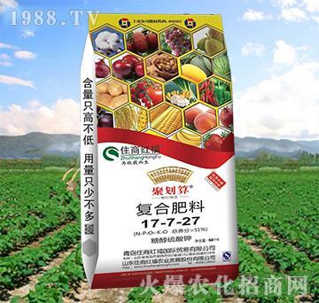 复合肥料17-7-27