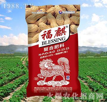复合肥料15-13-15-福麒-住商红福