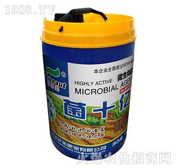 菌+亿-微生物菌剂-沃尔美