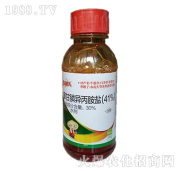 41%草甘膦异丙胺盐-红锄头-诺尔生物