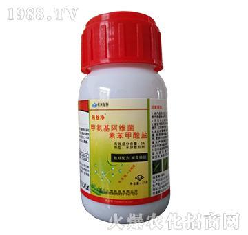 5%甲氨基阿维菌素苯甲酸盐-吊丝净-诺尔生物