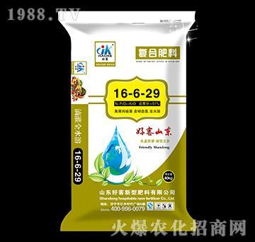 复合肥料16-6-29