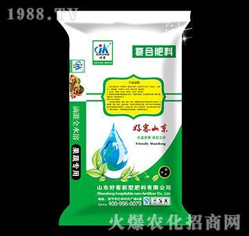 复合肥料-果蔬专用-好