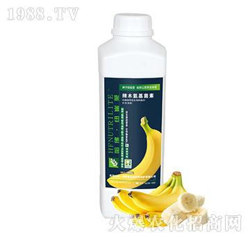 香蕉专配辣木氨基菌素长效液肥-哈佛・纽崔莱