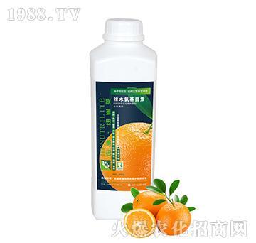 柑橙专配辣木氨基菌素长效液肥-哈佛・纽崔莱