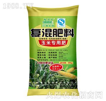 复混肥料-玉米专用肥-百事达