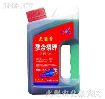 正能量螯合磷钾0-52
