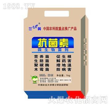 抗菌素-微生物菌剂-兰翼