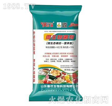 微生物菌剂-沃尔满-中农
