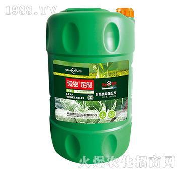 叶菜类专用肥4kg-驰