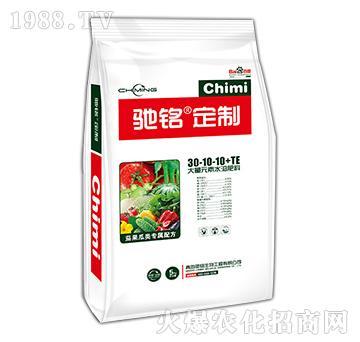 茄果专用大量元素水溶肥