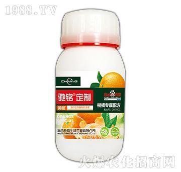 柑橘专用肥-海洋生物菌有机液肥-驰铭定制