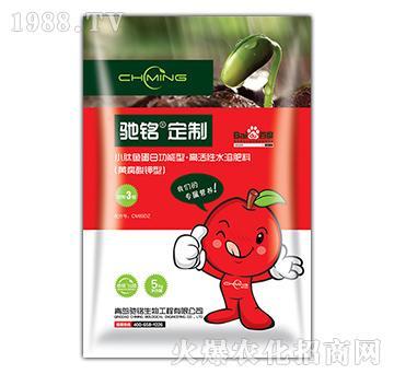 黄腐酸钾型草莓专用肥-驰铭定制