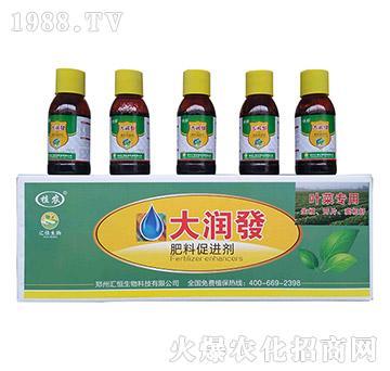 叶菜专用肥料促进剂-大润发-汇恒