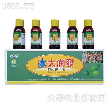 玉米专用肥料促进剂-大润发-汇恒