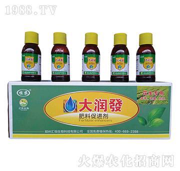 花生专用肥料促进剂-大润发-汇恒