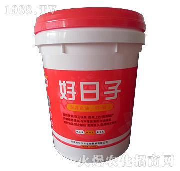 深海鱼油(钙+镁)-好日子-亿天丰