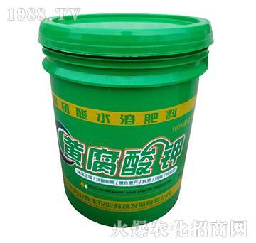 腐植酸水溶肥-黄腐酸钾