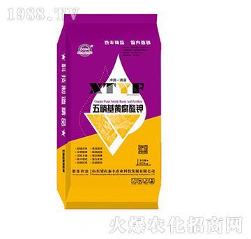 五硝基黄腐酸钾-梁山泰