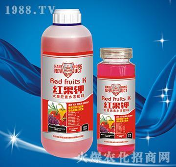 红果钾-大量元素水溶肥料-瀚正益农