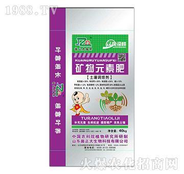 矿物元素肥-土壤调理剂-菌正大